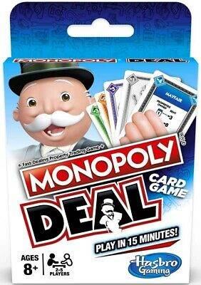 Hasbro Gaming Monopoly Deal Card Game • 6.99£