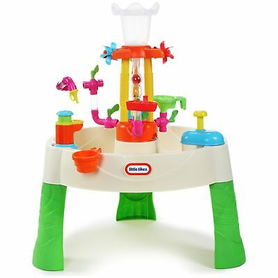 Little Tikes Fountain Factory Water Table 2+ Years • 60£