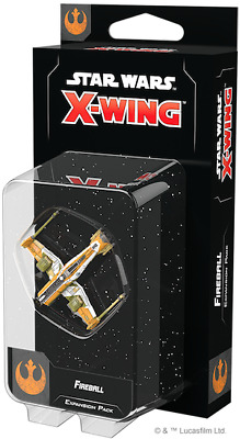 Star Wars X-Wing 2nd Edition : Fireball Expansion Pack • 18.99£