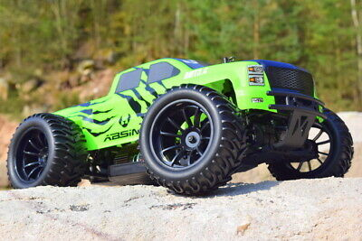 Absima 12224 Monster Truck ATC3.4 4WD Ready To Run 1:10 FAST RTR Hobby RC Car • 126.50£