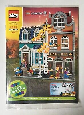 Lego Catalogue January 2020 Sales Brochure • 4.99£