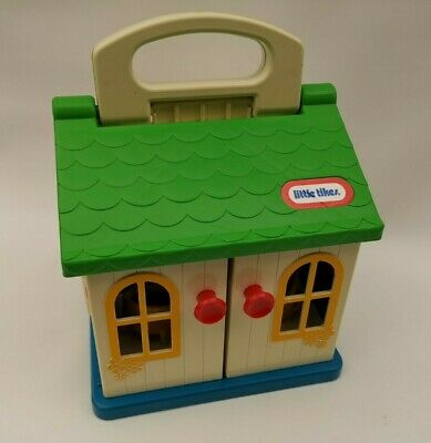 Vintage Little Tikes Carry House Rare Good Condition. • 11.50£
