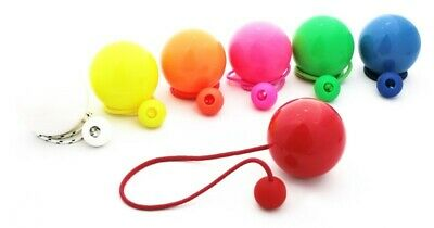 PRO GIGA Contact Poi Set (100mm/200g) By Play With PX3-esque Knobs - Juggling • 32.95£