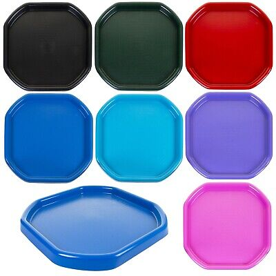 70cm Square Mixing Spot Tray Kids Children Sand Toy Water Pool Paint Builders • 16.99£