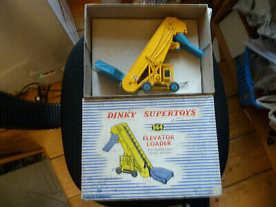 Vintage Dinky Supertoys Elevator Loader 964 Boxed & In A Very Good Condition • 44.95£