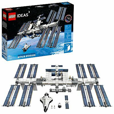 LEGO Ideas International Space Station Building Set - 21321 • 65£