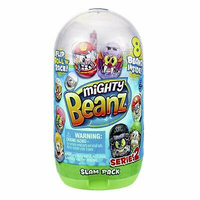 Mighty Beanz 8 Pack Slam Pack - Series 2 - New • 7.99£