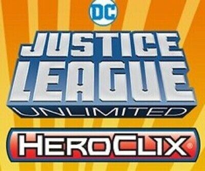 DC HeroClix Justice League Unlimited: Team Up Card • 4.99£