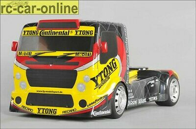 FG Sportsline Truck 4WD With FG Team Truck Body Shell Clear, RC Lorry • 1,029£