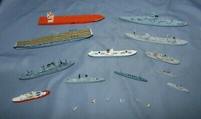 NB LOT BATEAU MARINE MILITAIRE Et MACHANDE  WIKING TRIDENT HANSA NEPTUN AVION  • 40.83£
