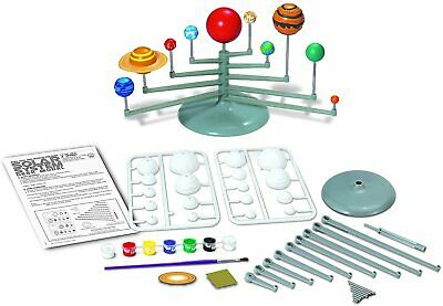 Kids Solar System Kit Science Toy Own Planets Glow Educational Planetarium NEW • 8.45£