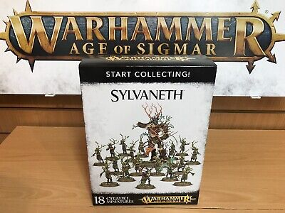 Sylvaneth- Warhammer Age Of Sigmar Starter - Games Workshop - Start Collecting!  • 48.99£