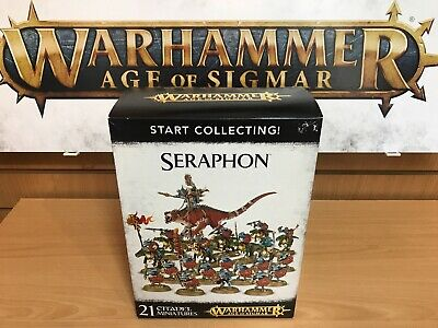 Seraphon - Warhammer Age Of Sigmar Starter - Games Workshop - Start Collecting!  • 48.99£