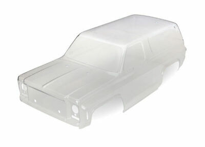 Bodywork Traxxas 8130 Chevrolet Blazer Clear With Adhesives • 62.14£