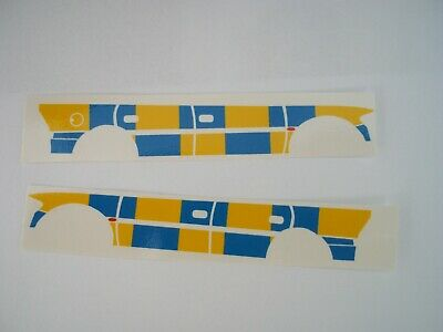 No 78 Vauxhall Omega Police Livery Clear Waterslide Decals Code 3 • 3£