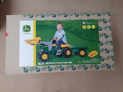 John Deere Rolly Toy Tractor • 100£