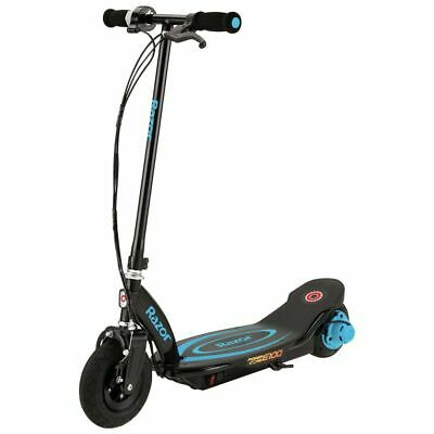Razor Power Core E100 Electric Scooter - Black/Blue (No Charger) - USED ITEM • 89.99£