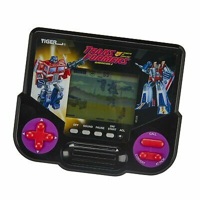 Tiger Electronics Transformers Electronic Video Game • 16£