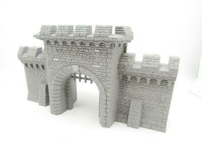 (DB03) Citadel Mighty Fortress Front Gate Scenery Terrain Age Of Sigmar Fantasy • 21£