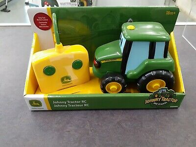 John Deere Tractor Rc Childrens Remote Controlled • 25£