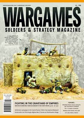 Wargames Soldiers & Strategy No.109 - Fighting In The Graveyard Of Empires • 4.95£