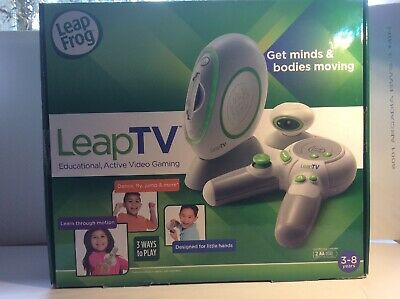 LeapFrog LeapTV Console Educational Gaming System • 7.27£
