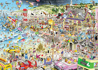Gibsons - 1000 PIECE JIGSAW PUZZLE - I Love Summer • 14.99£