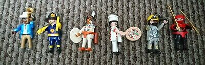 Playmobil Figures • 6£