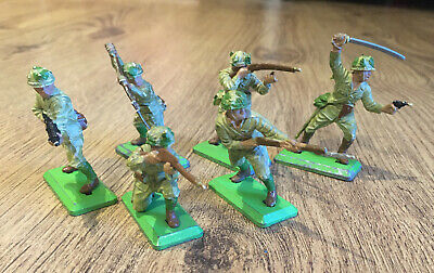 BRITAINS DEETAIL 1970s, WW2 Japanese. • 24£