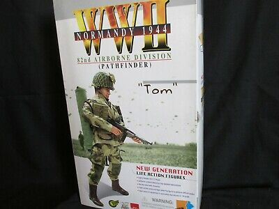 Dragon+ 1/6th Scale Action Figures WW11 NORMANDY 1944   TOM   • 69.50£