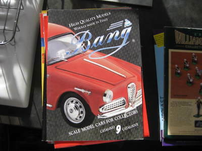 1999 Bang 70 Page Catalogue Number 9 In Excellent Condition • 1.95£