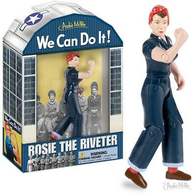 Rosie The Riveter 5  Deluxe Action Figure • 7.70£