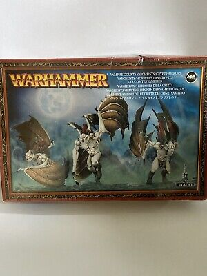 Warhammer Vampire Counts/Crypt Horrors - New & Sealed • 30£