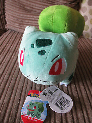 Pokemon Blubasaur Plush Toy - Approx 9  In Total Length - New  • 19.99£