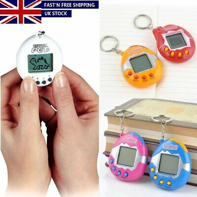 49 In 1 Virtual Cyber Pet Connection Kids Random 90s Nostalgic Toy Kids Gift UK • 4.99£