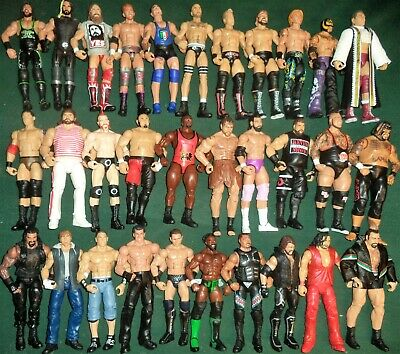 Wwe Mattel Elite Wrestling Figures Choose A Wrestler Divas Wwf Wcw Aew Nwo Tna • 19.99£