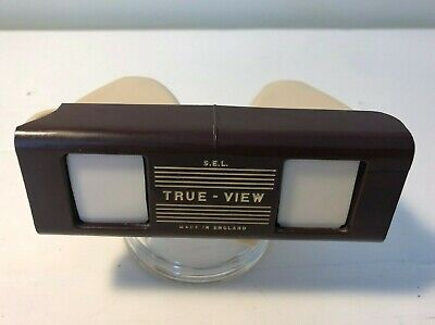 Vintage S.E.L True-View Stereoscopic Viewer, 1950s, Used • 3.60£