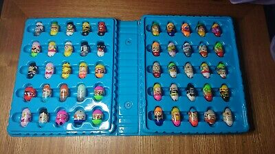 Mighty Beanz 2010 X 50 With Case. • 24.99£