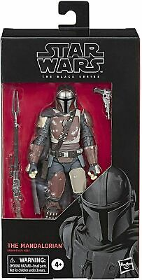Star Wars The Black Series The Mandalorian 6-Inch Figure - New In Stock • 27.99£