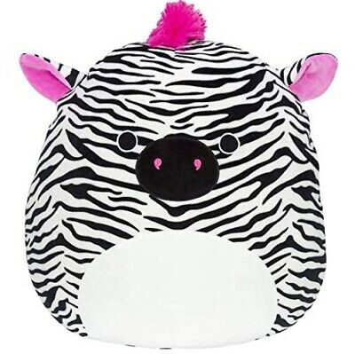Squishmallow 16  Tracey The Zebra Super Soft Cute Cuddle Plush Toy Pillow Pal • 19.99£