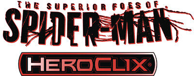 Marvel HeroClix Superior Foes Of Spider-Man Single Figure • 1.49£
