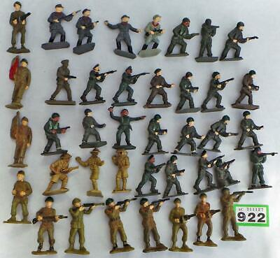 G922 40 Lone Star WW2 Plastic Soldiers Mixed • 20£