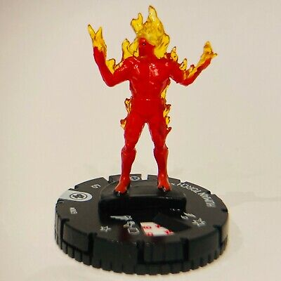 Marvel HeroClix Fantastic Four - Human Torch #003 • 1.49£