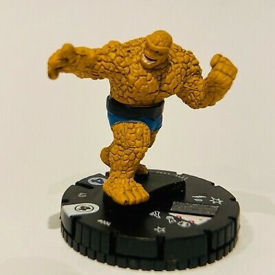 Marvel HeroClix Fantastic Four - The Thing #004 • 1.49£