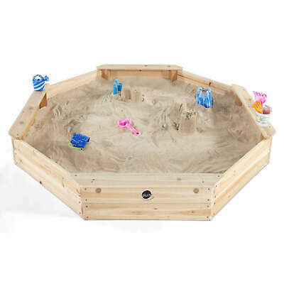 Giant Wooden Sand Pit • 69.99£