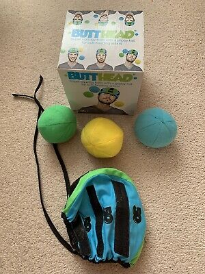 BNIB Butthead Grippy Hat Ball Game Family Game • 6£