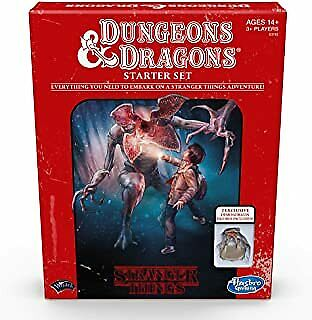 Dungeons And Dragons Stranger Things Starter Set (D&D RPG 5e Product) - New • 25.98£