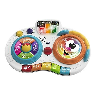 Chicco DJ Scratchy Musical Piano DJ Mixy - Kids And Children's Toy Game  • 24.99£