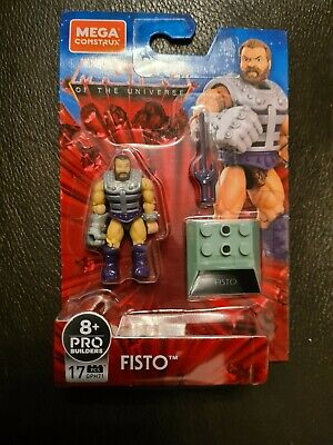 Mega Construx Pro Builders Masters Of The Universe Fisto - New In Stock • 18.99£