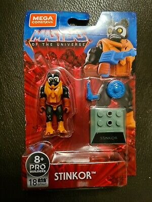 Mega Construx Pro Builders Masters Of The Universe Stinkor - New In Stock • 18.99£